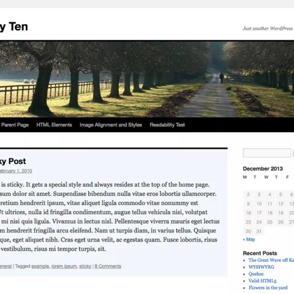WordPress – Vom Eigenbedarf zum Geschäftsfeld für Kunden
